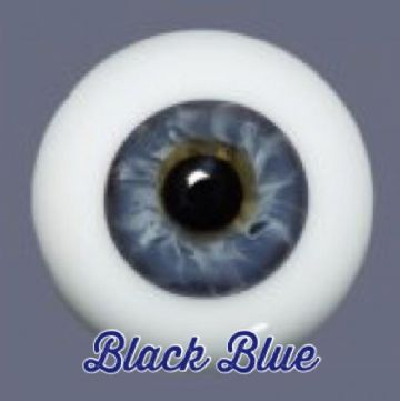 Black Blue - LARGE IRIS